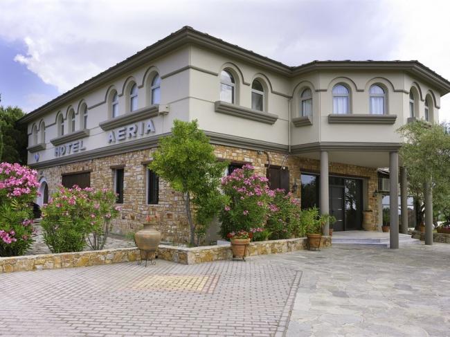 Греция Aeria Hotel 3*