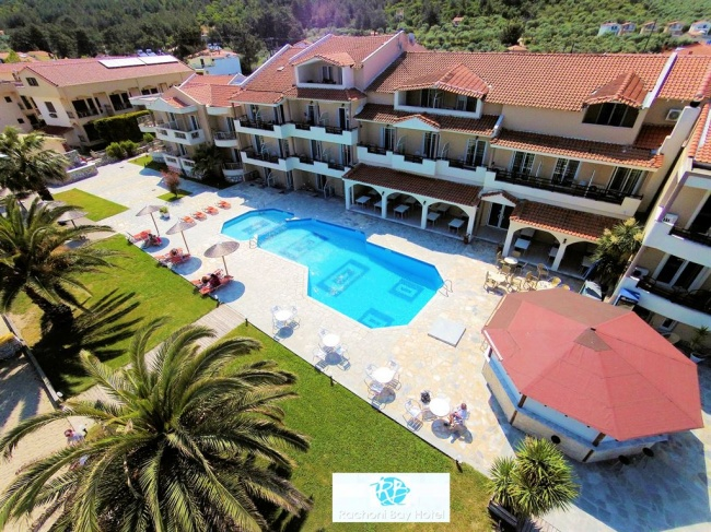 Греция Rachoni Beach Hotel 3* фото №1