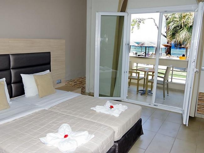 Греция Rachoni Beach Hotel 3* фото №2