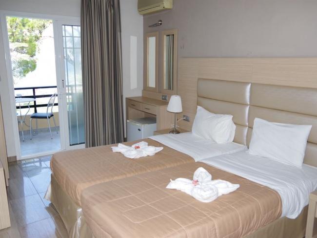 Греция Rachoni Beach Hotel 3* фото №3