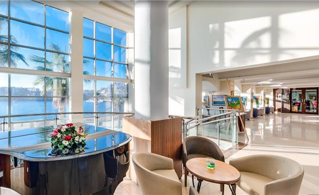Мальта Cavalieri Art Hotel 4* фото №4