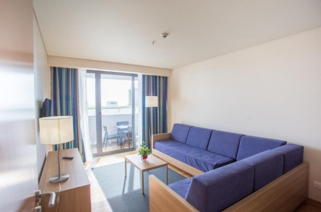 Португалия Antillia Hotel Apartamento 4* фото №4
