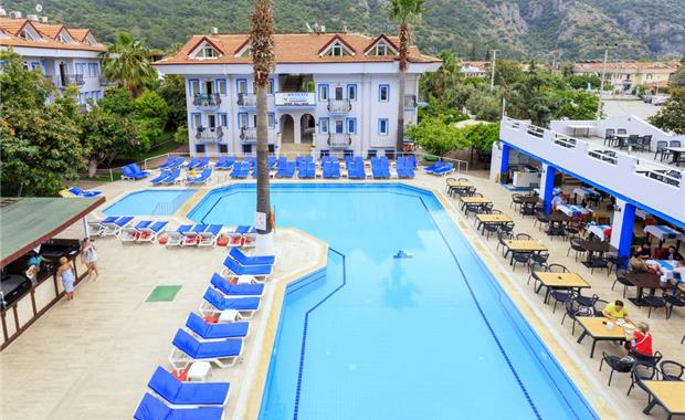 Турция Akdeniz Beach Hotel 3*