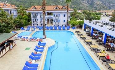 Akdeniz Beach Hotel 20