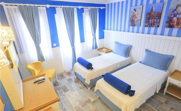 Турция Akdeniz Beach Hotel 3* фото №1