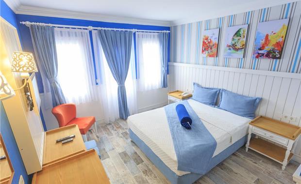 Турция Akdeniz Beach Hotel 3* фото №2