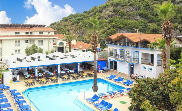 Турция Akdeniz Beach Hotel 3* фото №3