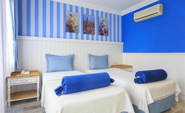Турция Akdeniz Beach Hotel 3* фото №4