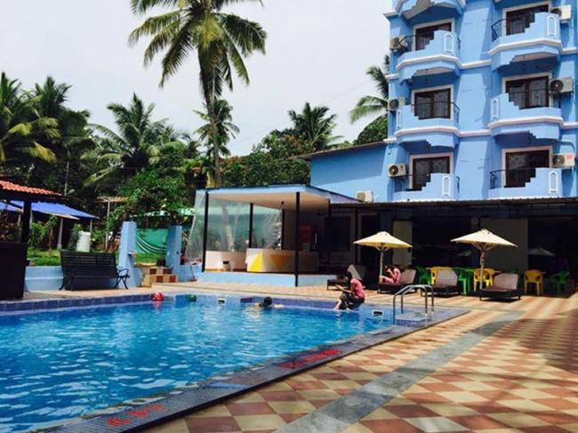 Индия Camelot Fantasy Resort 3* фото №2