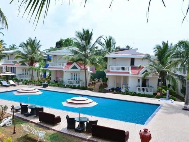 Индия Regenta Resort 4*