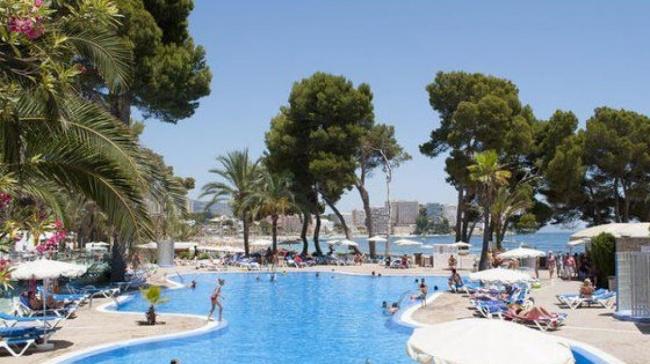 Испания MELIA CALVIA BEACH 4* фото №1