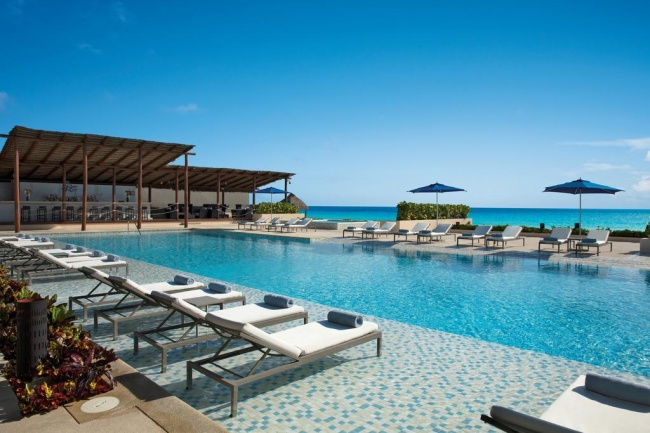 Мексика Secrets The Vine Cancun 5* фото №1