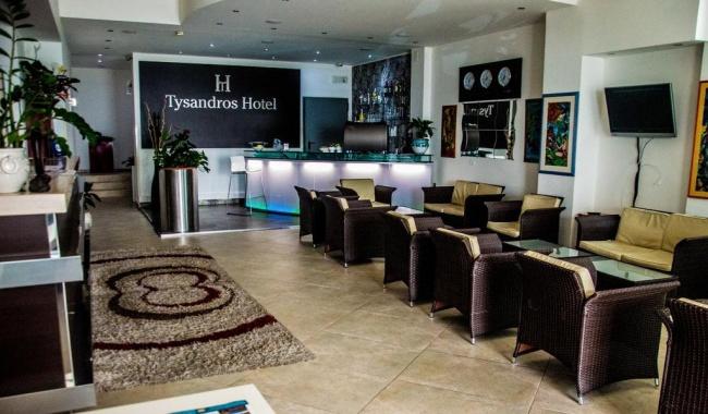 Италия Tysandros Hotel 3* фото №3