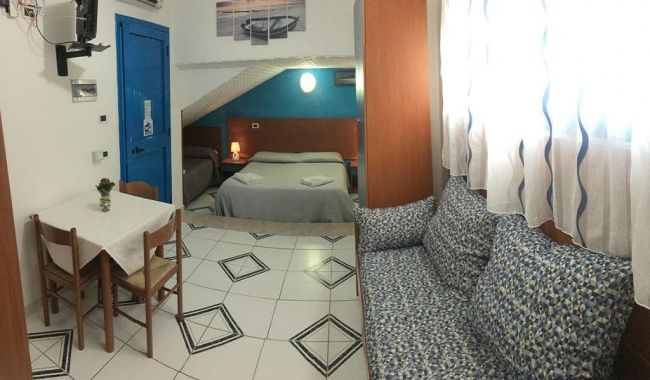 Италия ApartHotel Baia di Naxos 3* фото №2