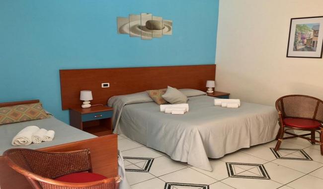 Италия ApartHotel Baia di Naxos 3* фото №3