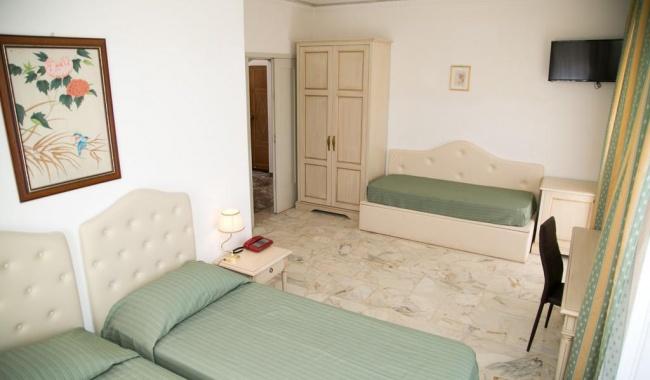 Италия Hotel Villa Bianca 4* фото №2