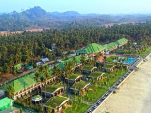 Ngwe Saung Yacht Club & Resort 9