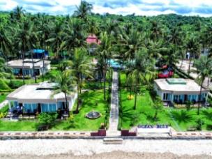 Ocean Blue Ngwe Saung Beach Hotel