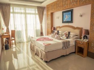 Мьянма Ocean Blue Ngwe Saung Beach Hotel 3* фото №1