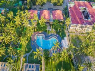 Мьянма Ocean Blue Ngwe Saung Beach Hotel 3* фото №2