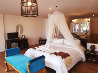 Мьянма Coconut Island Resort Ngapali 3* фото №3