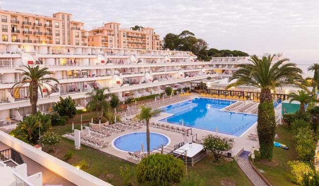 Португалия Muthu Club Praia Da Oura 4*