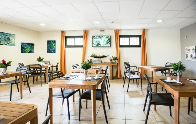 Франция Tama Hotel 3* фото №3