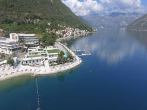 Blue Kotor Bay