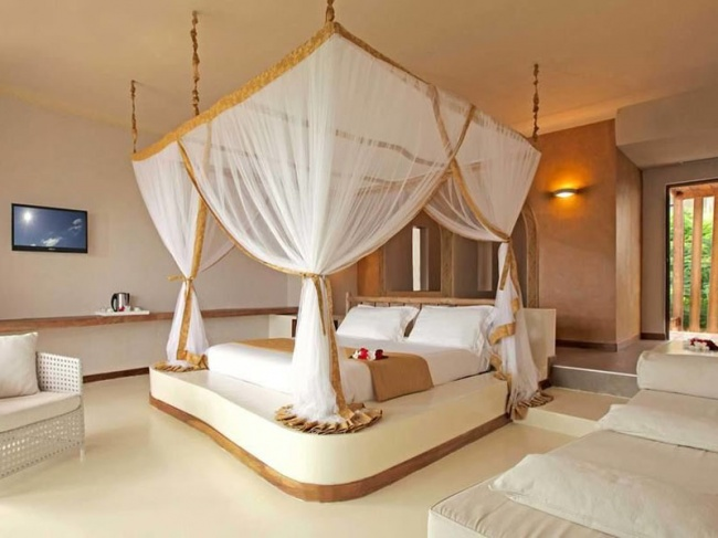 Занзибар Gold Zanzibar Beach House & Spa 5* фото №1