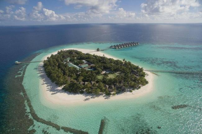 Мальдивы Angaga Island Resort & Spa 4*