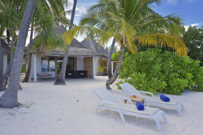 Мальдивы Angaga Island Resort & Spa 4* фото №1