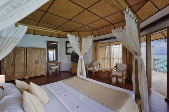 Мальдивы Angaga Island Resort & Spa 4* фото №2