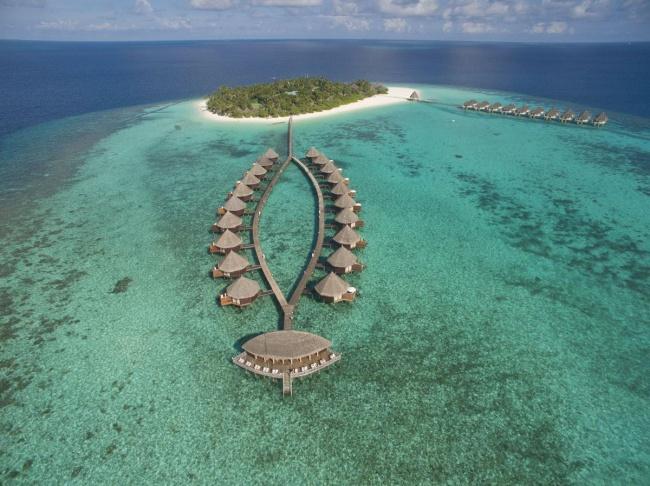 Мальдивы Angaga Island Resort & Spa 4* фото №4
