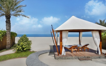 The Ritz-Carlton, Ras Al Khaimah, Al Hamra Beach 5*