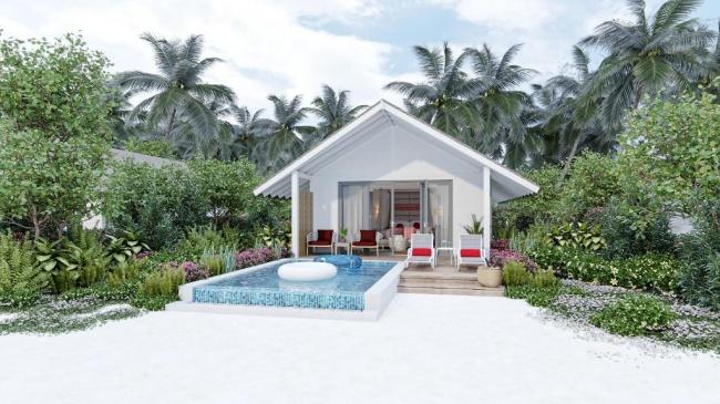 Мальдивы Cora Cora Maldives 5* фото №3