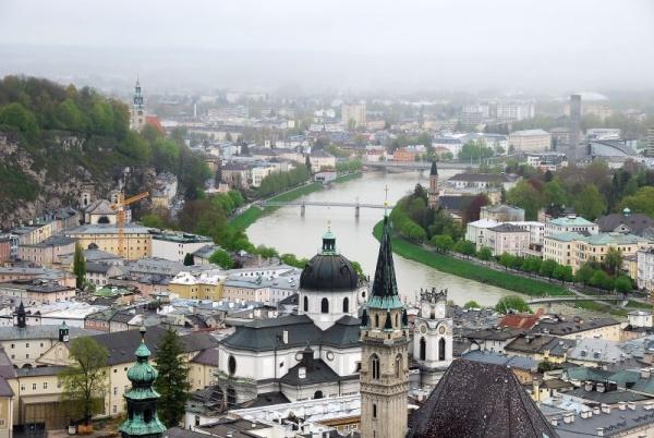 Австрия Легкий шарм Австрии! ...от восторга до восхищения...