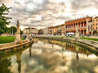 Италия Итальянская романтика: Триест, Верона, Венеция!