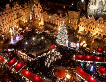 Новогодний week-end в Чехии!