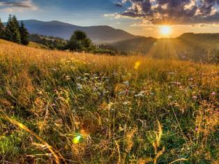 На склоне гор: Пилипец + Синевир и Тустань