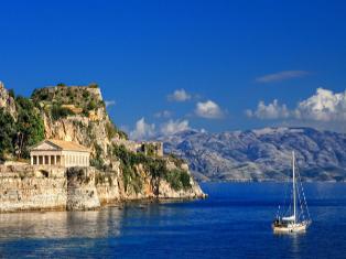 Греция Отдых на Корфу из Киева 2020