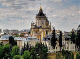 Украина Львовская гармония