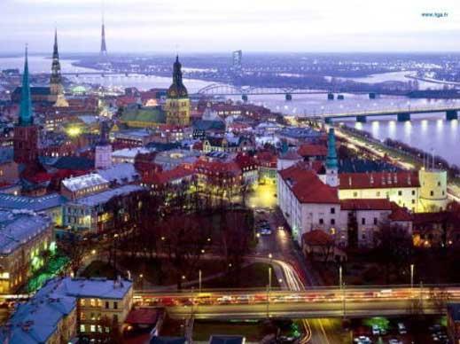 Латвия Балтийский джаз