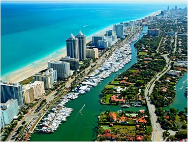 США Восточные города + пляжи Майами