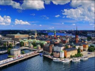 Скандинавский дуэт: Стокгольм и Копенгаген + Берлин и Рига!