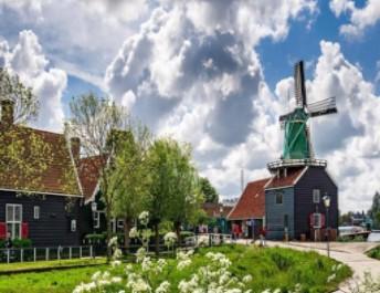 Яркий Бенилюкс: Нидерланды, Бельгия и Люксембург!
