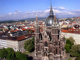 Чехия С ветерком в Европу: романтика, красота и...искусство