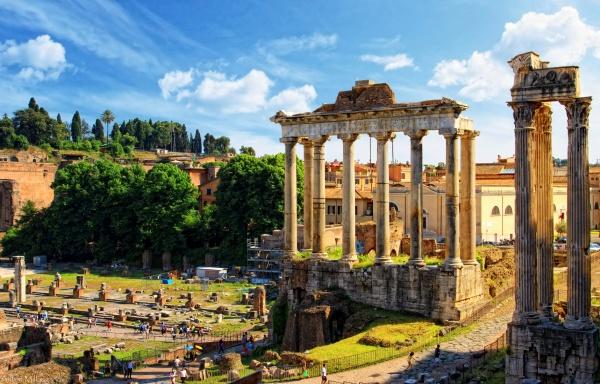 Италия Безупречная парочка: Рим+Венеция