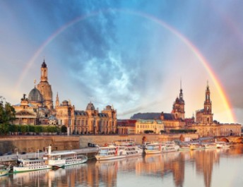 Три счастливых дня  Краков, Прага + Дрезден