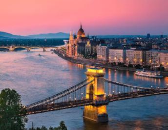Австрия Меню на уик-енд: Будапешт и Вена!
