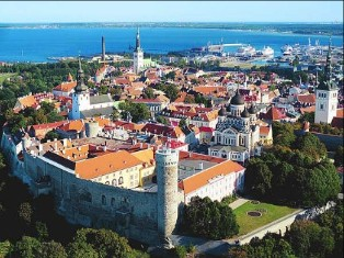 Балтийские жемчужинки: Литва + Латвия + Эстония!